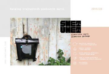 Katalog trajnostnih poslovnih daril 2019/20